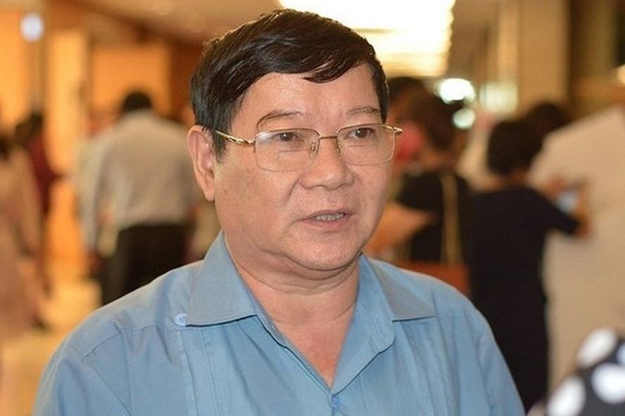 Ông Lê Như Tiến - nguyên Phó Chủ nhiệm Ủy ban Văn hóa, Giáo dục, Thanh niên, Thiếu niên và Nhi đồng của Quốc hội. Nguồn: Quốc hội