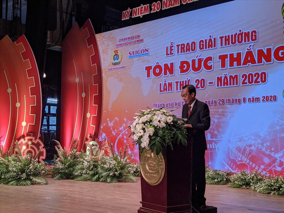 Ông Lê Thanh Liêm