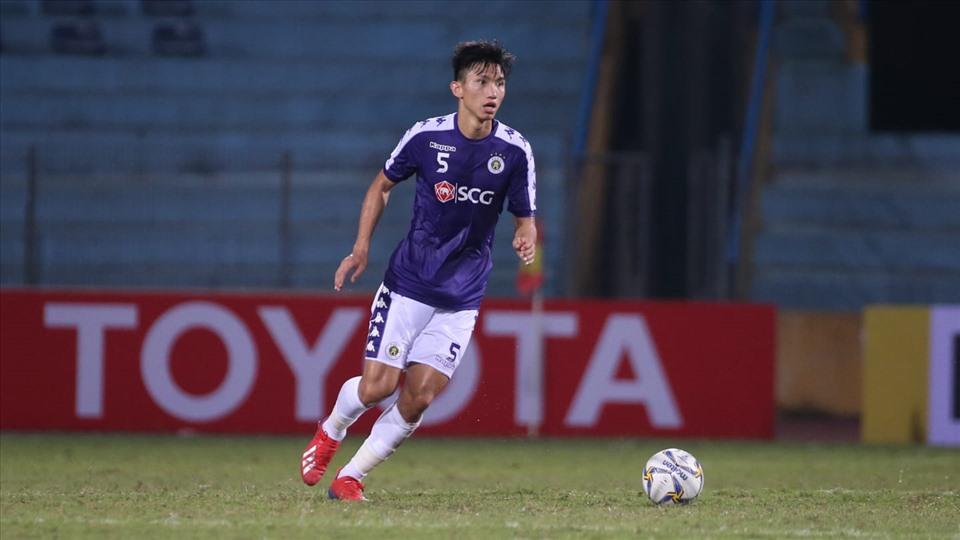 Đoàn Văn Hậu sẽ trở về khoác áo câu lạc bộ Hà Nội thời gian tới. Ảnh: AFC