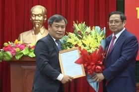 Thứ trưởng Bộ KHĐT làm Bí thư Tỉnh ủy Quảng Bình