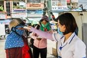 Bình Định chi viện 25 y, bác sĩ cho Đà Nẵng để chống dịch COVID-19