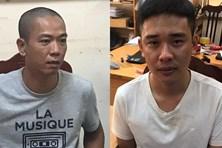 2 kẻ cướp ngân hàng ở Hà Nội bị khởi tố
