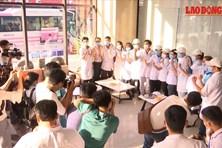 58 y bác sĩ tuyến đầu của Hải Phòng, Bình Định đã có mặt tại Đà Nẵng