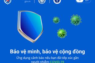 Tiền Giang: Vận động CNVCLĐ cài ứng dụng Bluezone