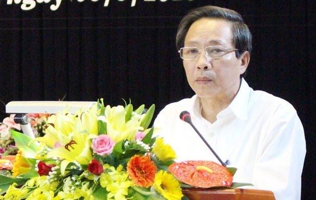Ông Hoàng Đăng Quang được điều động làm Phó Trưởng Ban Tổ chức Trung ương. Ảnh Cổng TTĐT Quảng Bình.