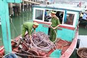Chỉ được khai thác hải sản theo đường phân định trên Vịnh Bắc Bộ