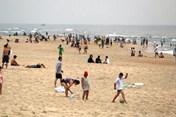 Quảng Nam: Các bãi biển được hoạt động trở lại
