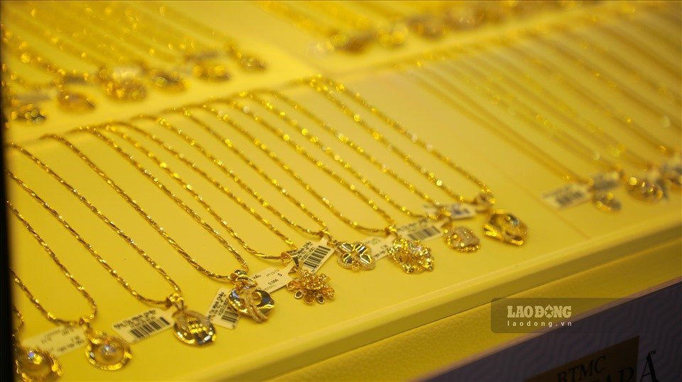 Giá vàng trong nước lặng sóng, thị trường vàng giảm nhiệt