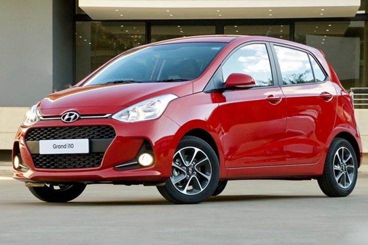 Hãng xe Hyundai có sức tiêu thụ tốt nhất tháng 8