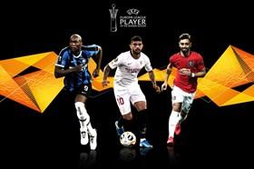 Chốt 3 ứng viên đua giải Cầu thủ xuất sắc nhất Europa League 2019-20