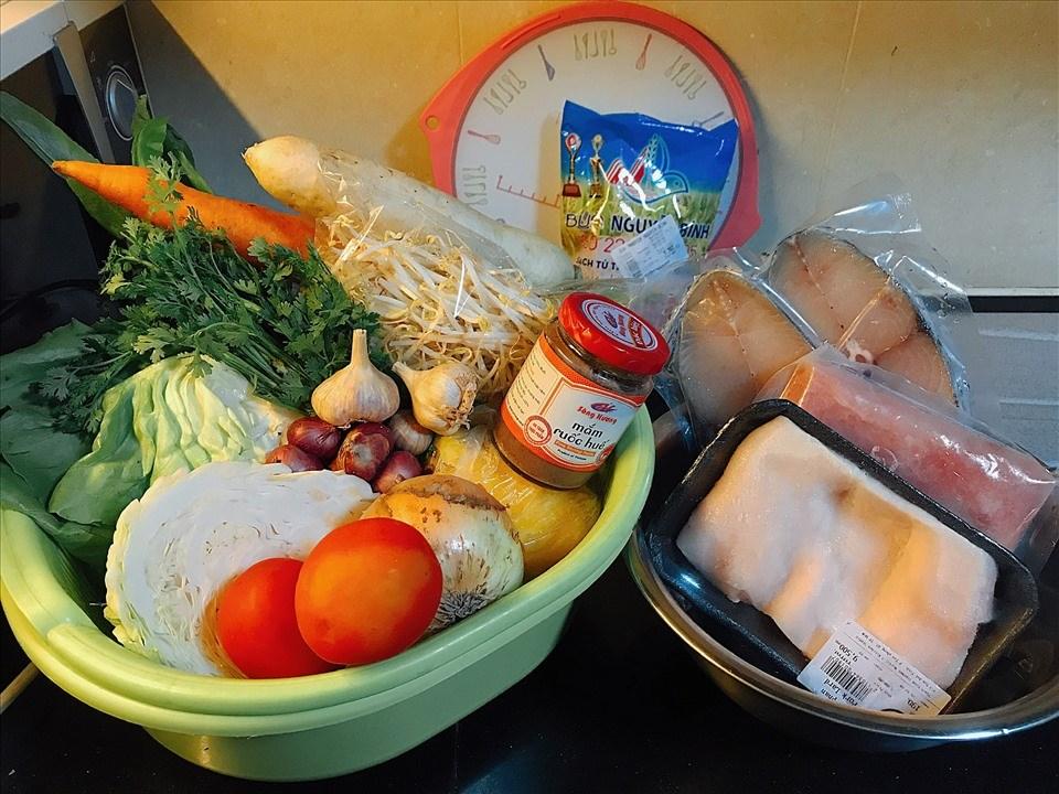 Nên bổ sung các thực phẩm lành mạnh như rau xanh trong bữa tối. Ảnh minh hoạ: Khánh Linh.