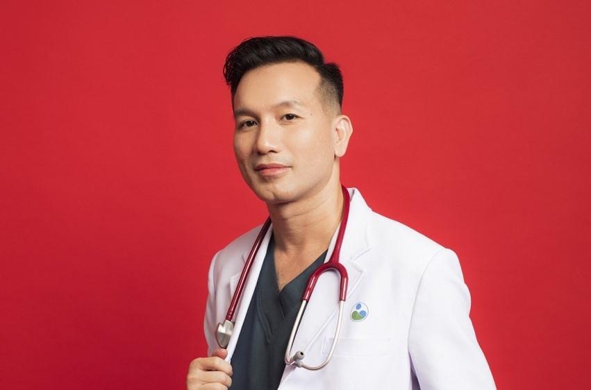 Thạc sĩ, bác sĩ sản phụ khoa Lê Văn Hiền (ảnh: do nhân vật cung cấp)
