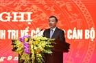 Tân Phó Bí thư Thành ủy Hà Nội Chu Ngọc Anh nói gì trong ngày nhậm chức?