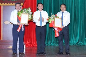 Thanh Hoá tiếp tục bổ nhiệm, điều chuyển nhiều lãnh đạo cấp sở, ngành