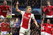Van de Beek sẽ nối bước Van Persie hay Depay ở Man United?