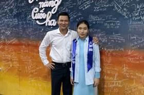 Nữ thủ khoa Tổ hợp Khoa học xã hội thi THPT Đà Nẵng, đậu 5 trường quốc tế
