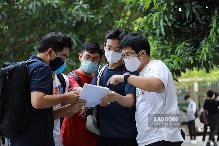 Đại học Thăng Long, Đại học Phương Đông công bố điểm sàn xét tuyển