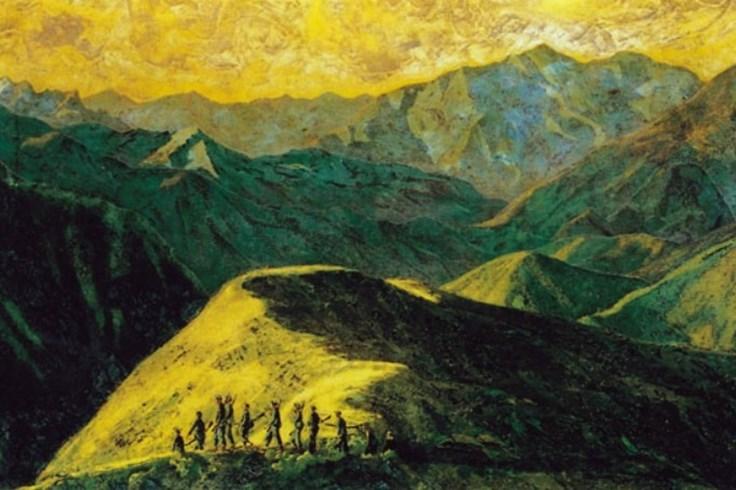 Tranh sơn mài và những đóng góp của các họa sĩ Việt
