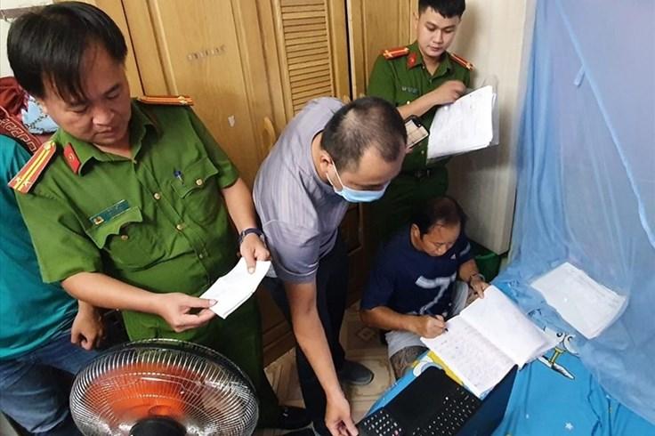 Đà Nẵng: Triệt phá đường dây đánh bạc qua mạng 3.000 tỉ