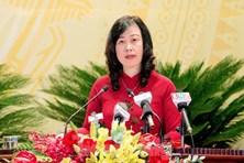 Bà Đào Hồng Lan được bầu làm Bí thư Bắc Ninh khoá XX, nhiệm kỳ 2020-2025