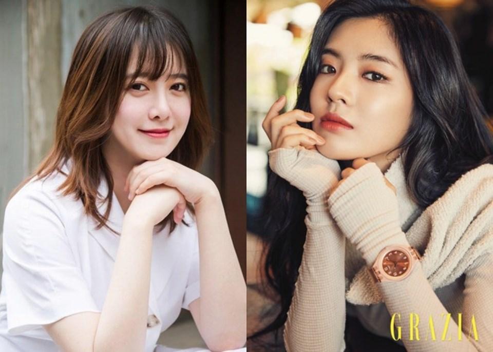 Cuộc sống của Goo Hye Sun, Lee Sun Bin thay đổi khi là diễn viên. Ảnh chụp màn hình.