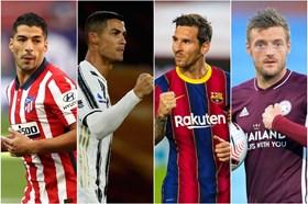 Ronaldo ghi bàn thứ 450 và thống kê đáng chú ý ở Châu Âu cuối tuần
