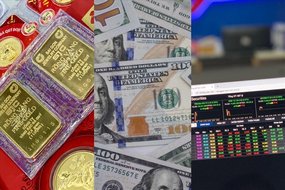 Tin tức thị trường vàng, chứng khoán và tỷ giá ngoại tệ trong ngày 28.9. Ảnh minh hoạ.