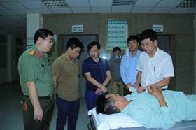 Lào Cai: 2 công an bị nghi phạm mua bán ma tuý đâm trọng thương
