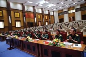 Tổng cục Công nghiệp quốc phòng tổ chức tập huấn cho cán bộ Công đoàn