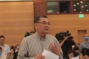 Thiếu tướng Tô Ân Xô nói về sai phạm của ông Nguyễn Đức Chung