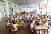 Trường mầm non dành cho công nhân mang tên thân mẫu Bác Hồ