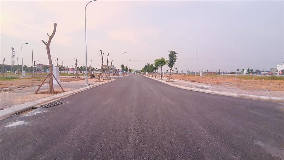 TNR Stars Bích Động là dự án duy nhất tại huyện Việt Yên được hạ ngầm toàn bộ hệ thống điện