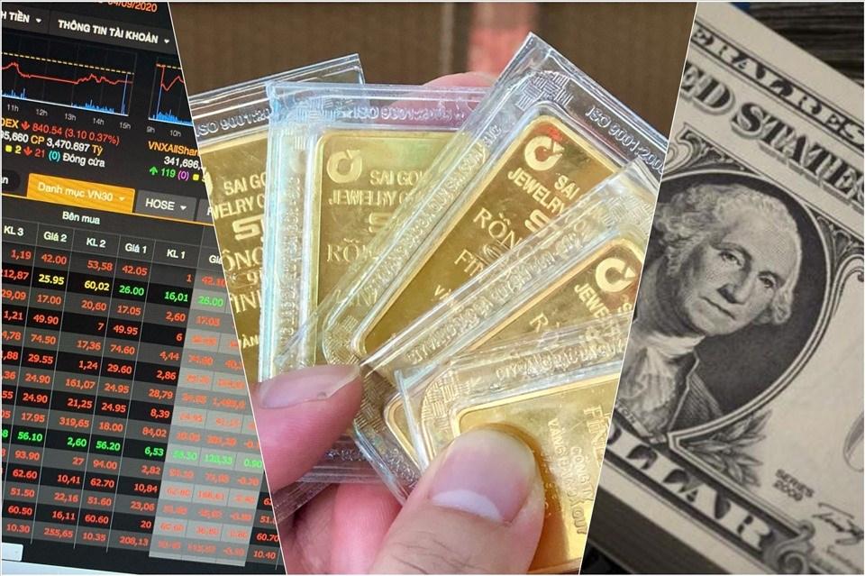 Tổng hợp thông tin thị trường ngày 7.9. Ảnh minh hoạ: Khánh Linh.