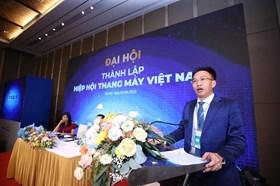 Ông Nguyễn Hải Đức làm Chủ tịch Hiệp hội thang máy Việt Nam