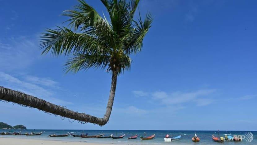Các bãi biển của Thái Lan là một thỏi nam châm hút khách du lịch. Ảnh: AFP / Romeo GACAD