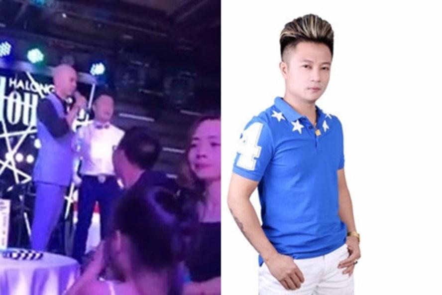 Ca sĩ Trịnh Thế Phong (phải ảnh) cho rằng ca sĩ Phan Đinh Tùng không tôn trọng mình.