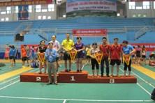 Bế mạc Giải Bóng bàn - Cầu lông CNVCLĐ tỉnh Thái Nguyên năm 2017