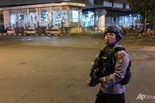 Đánh bom tự sát ở thủ đô Jakarta, 5 người chết