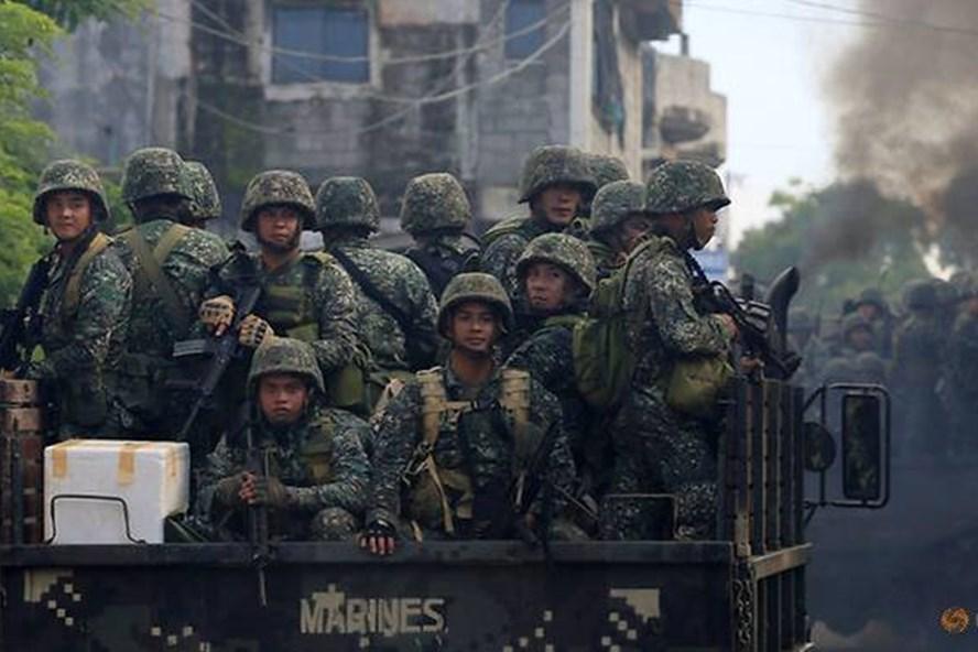 Quân đội Mỹ tham gia hỗ trợ Philippines giành lại Marawi
