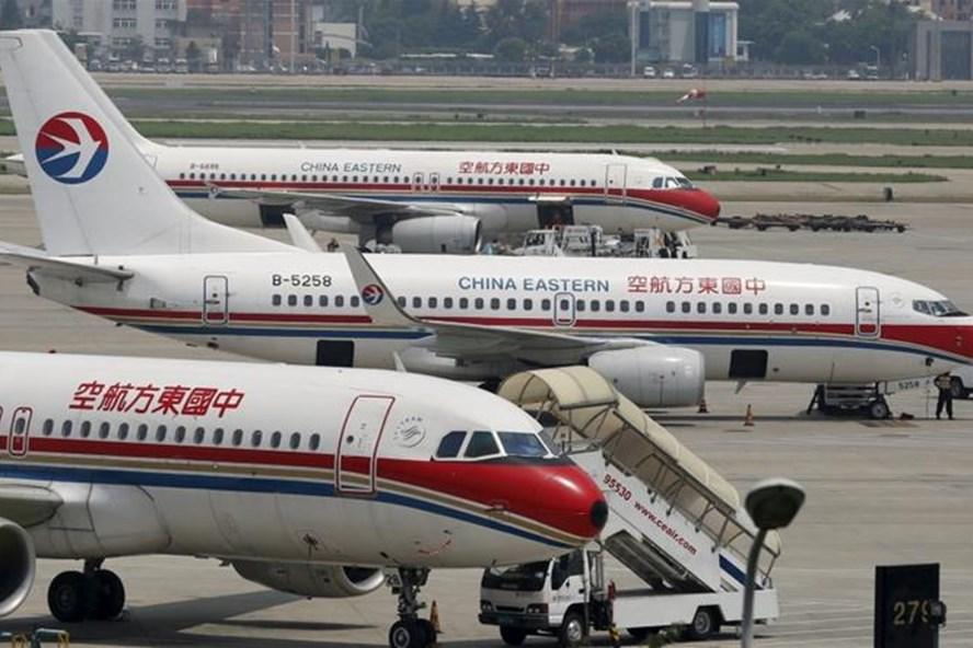 Máy bay hãng China Eastern Airlines tiếp tục gặp sự cố. Ảnh: Reuters