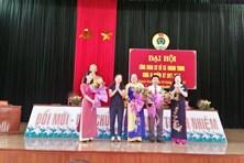 Ninh Bình: CĐCS xã Khánh Trung tổ chức đại hội điểm