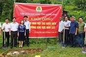 """LĐLĐ Quảng Bình: Xây dựng nhà nội trú cho giáo viên tại điểm trường """"4 không"""""""