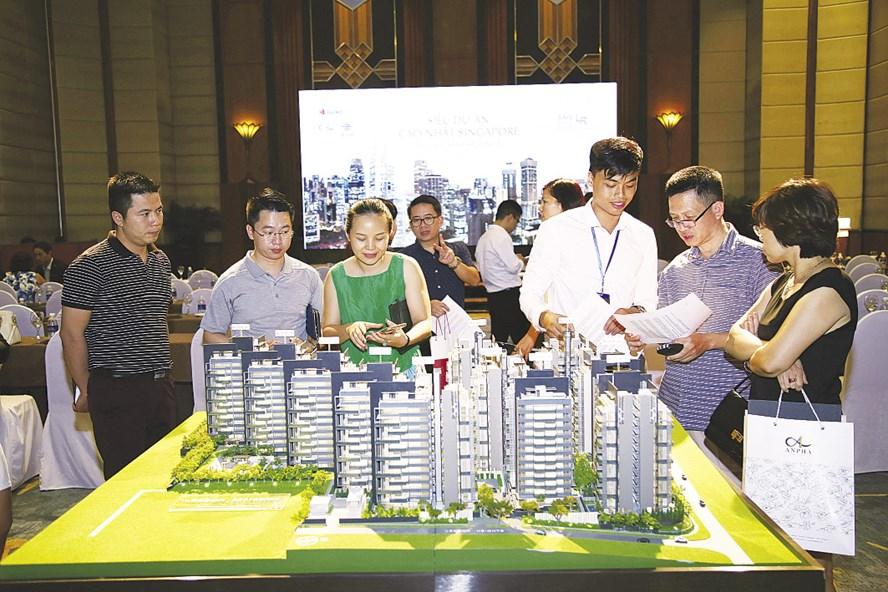 Sự kiện đã thu hút rất nhiều sự quan tâm của nhiều nhà đầu tư tại Hà Nội & khu vực phía Bắc.