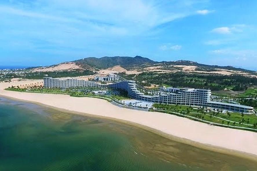 Đại dự án du lịch nghỉ dưỡng FLC Quy Nhơn – cú hích cho ngành du lịch Bình Định – đã khánh thành đi vào hoạt động từ tháng 7/2016