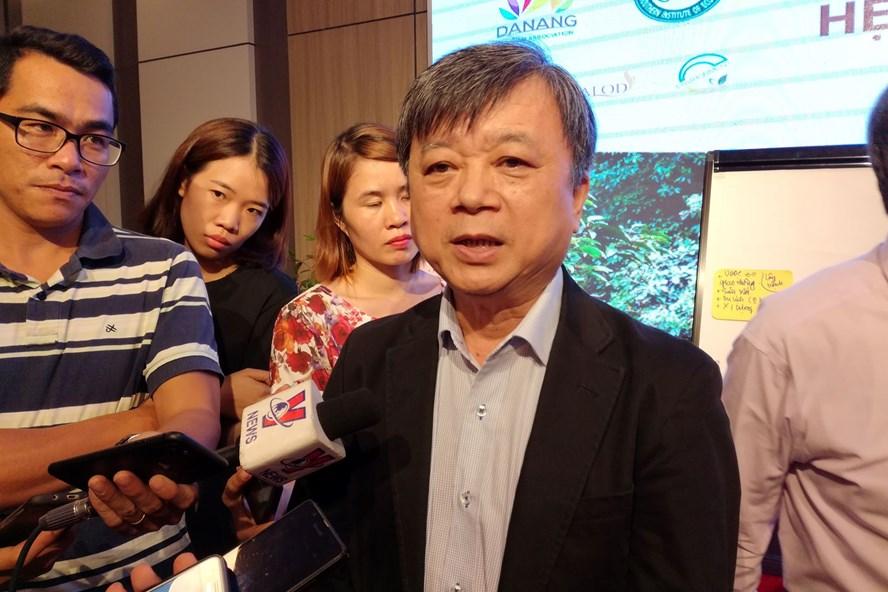 Ông Trường Trọng Nghĩa, đại biểu Quốc hội TPHCM khẳng định, không nên bắt Sơn Trà đẻ ra tiền mà nhân dân phải bỏ tiền ra để nuôi và giữ Sơn Trà. Ảnh: Thuỳ Trang