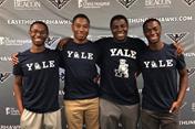 Chuyện lạ về bốn anh em sinh tư từ chối Harvard đầu quân cho ĐH Yale