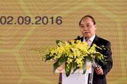 Thủ tướng dự lễ khởi công dự án công viên 4.600 tỷ đồng ở Hà Nội