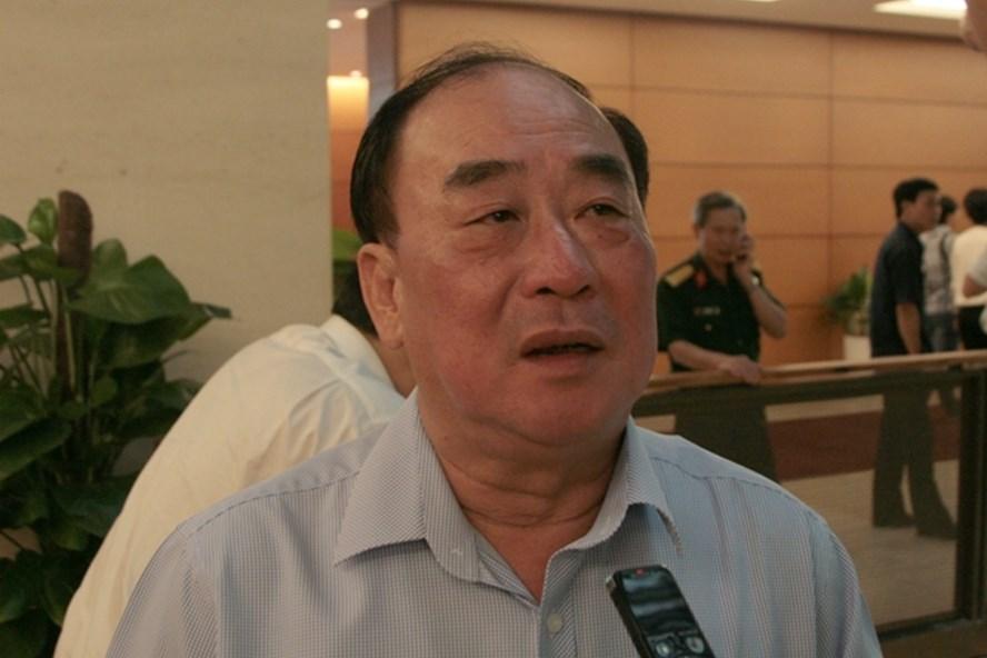 Ông Trần Ngọc Vinh, Phó trưởng Đoàn ĐBQH khóa XIII TP Hải Phòng (Ảnh: Xuân Hải)