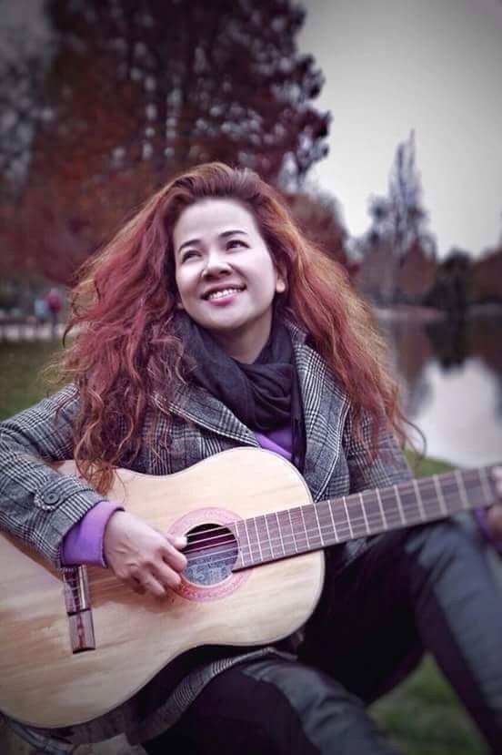 Nữ hoàng nhạc Pháp Thanh Hoa
