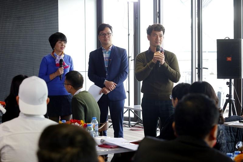 Nghệ sĩ Xuân Bắc là gương mặt quen thuộc của VTV6. Ảnh: Hải Hưng